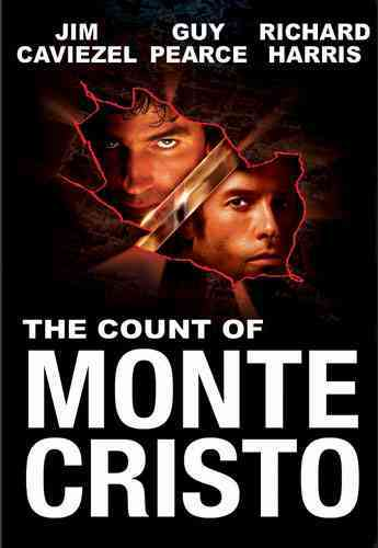 COUNT OF MONTE CRISTO BY CAVIEZEL,JAMES (DVD)