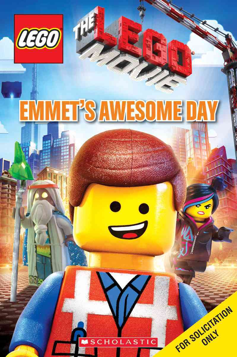 The Lego Movie By Holmes, Anna/ Scholastic (COR)